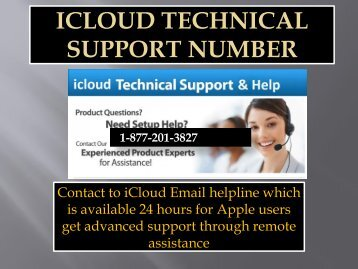 iCloud Customer Support Phone Number | Toll Free Number