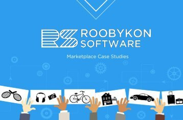 Roobykon Software - Marketplace Case Studies