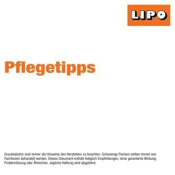 Neue LIPO-Produkte gekauft?