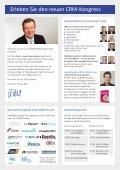 CRM-Kongress 2018: Das CRM-Event des Jahres - Page 2