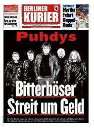 Berliner Kurier 03.09.2018
