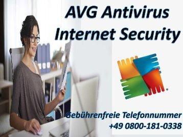 Warum bestehen wir darauf, dass Sie AVG Antivirus-Kontaktnummer 0800-181-0338 in Betracht ziehen?