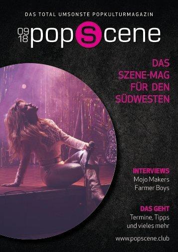 POPSCENE September 09/18