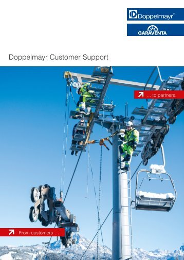 Doppelmayr Customer Service