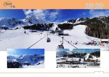 Ahrntal Experience Winter 2018-2019