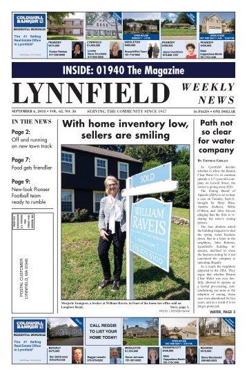 Lynnfield 9-6