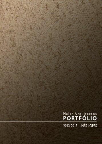 Portfólio MaisrArquitectos