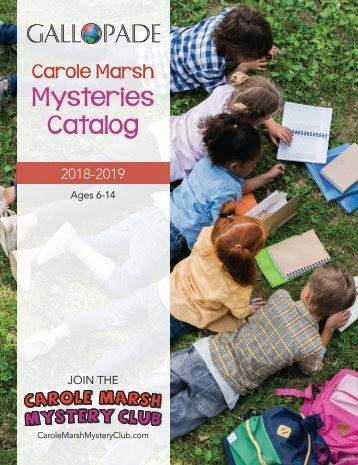 Carole Marsh Mysteries Catalog