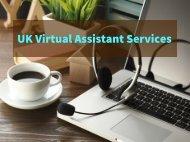 UK Virtual Assistant Services