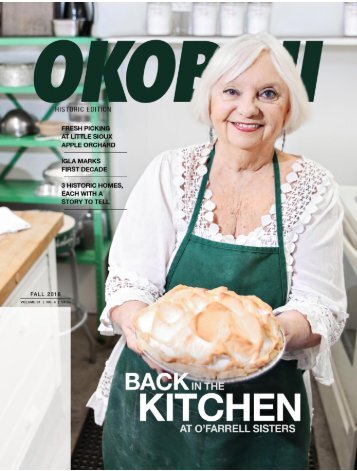 Okoboji Magazine Fall 2018