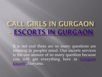 Gurgaon Escort Service  – Escorts in Gurgaon at Gurgaonescortgirl-converted