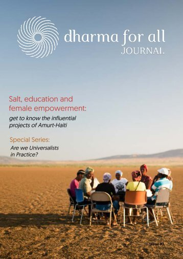 issue 3_english_dharma for all Journal