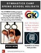 KSL Spring School Holiday Guide Sydney City - Page 3