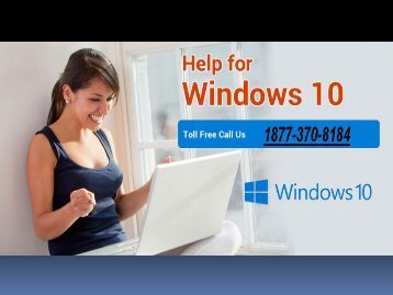 windows technical support number 1877-370-8184