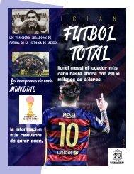 revista de futbol (español)