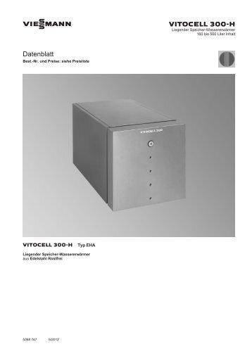 Datenblatt759 KB - Viessmann