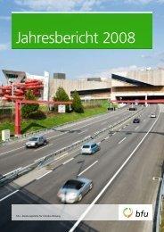 Jahresbericht 2008 - BfU