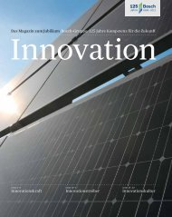 Sonderheft Innovation (PDF) - Bosch
