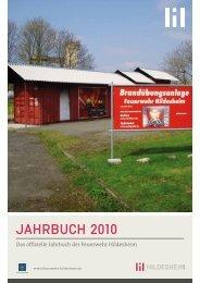 Jahrbuch 2010 - Freiwillige Feuerwehr Hildesheim