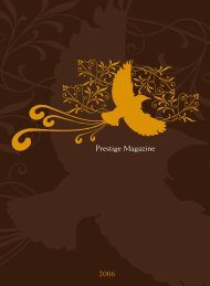 Prestige Magazine Digiproof.indd - MW Corp