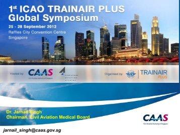 Panel 4 - 3 Dr Jarnail Singh - ICAO