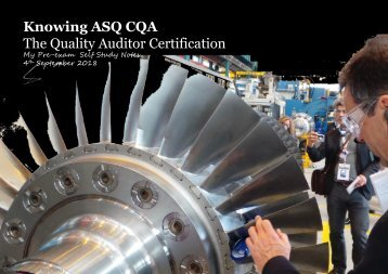 Understanding ASQ-CQA -Knowing The Ways