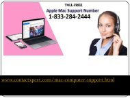 1-833-284-2444 Instant  Relieve Mac  Computer Support  Phone Number