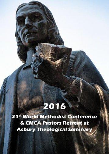 2016 21st WMC & CMCA Pastor Retreat at ATS