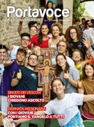 PORTAVOCE DI SAN LEOPOLDO MANDIC - settembre 2018