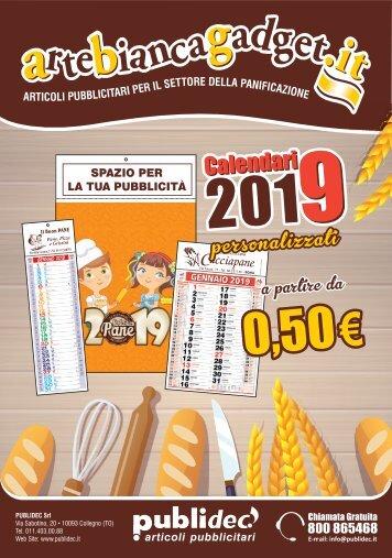 ARTEBIANCA GADGET - catalogo 2018/2019