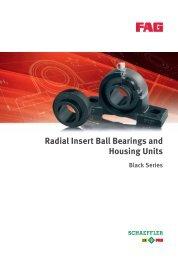 Radial Insert Ball Bearings and Housing Units - Schaeffler Group