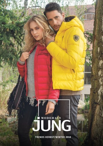 Jung - Herbst / Winter 2018