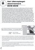Krantje 45-1 Voorstelling programmatie 2018-2019 - Page 6
