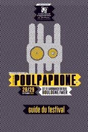 Guide du festivalier - Poulpaphone 2018