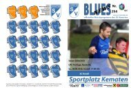 Blues News 254: SC Kundl