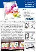 Razor LED Light Box - Page 2