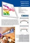 Razor LED Light Box - Page 4
