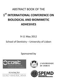 1 st international conference on biological and biomimetic ...