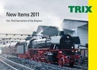New Items 2011