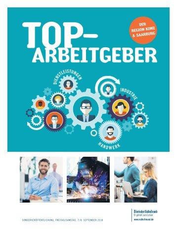 Top-Arbeitgeber der Region Konz & Saarburg