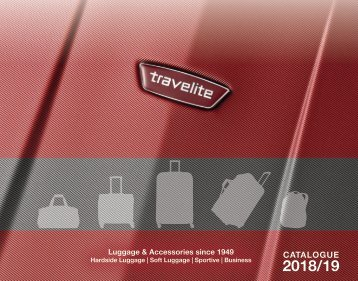 travelite catalogue 2018/19