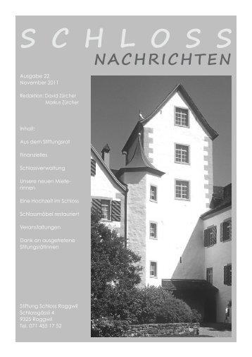 schloss nachrichten - Schloss Roggwil