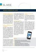 insider 2018/2 - Das Endkundenmagazin der SelectLine Software - Page 6