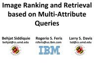 Image Ranking and Retrieval based on Multi-Attribute Queries