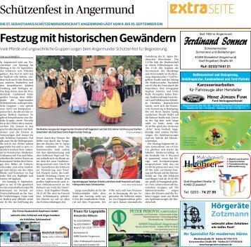 Schützenfest in Angermund -06.09.18-