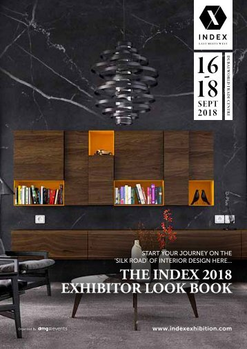 INDEX September 2018 Exhibitor A4 LOOK BOOK v4_SINGLE PAGES