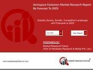 Aerospace Fasteners Market
