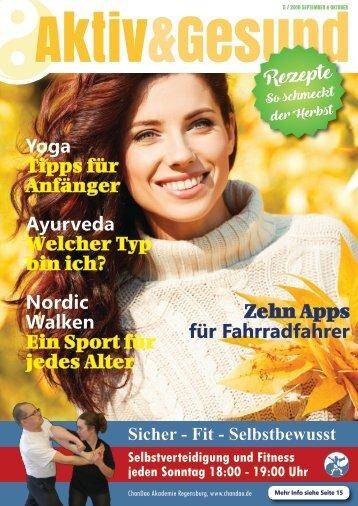 Ausgabe September / Oktober 2018