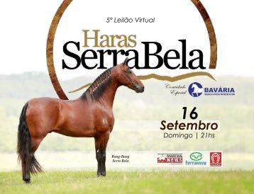 Catalogo Leilao Serra Bela 2018