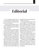 Revista El Foro N°36 - Page 5